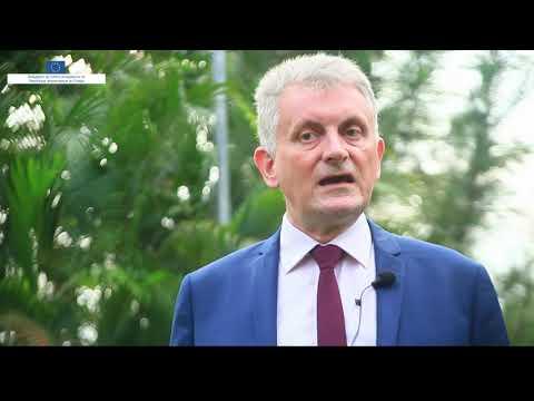 Message de l'Ambassadeur de l'UE en RDC, SE M. Jean Marc Châtaigner à l'occasion de la Fête de l'Europe, le 9 mai 2020