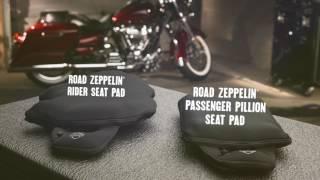 Road Zeppelin Seat Pads | Harley-Davidson