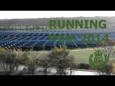 Dronninglund Solar City Heat VIDEO