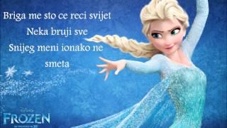 Let it Go Croatian My version lyrics