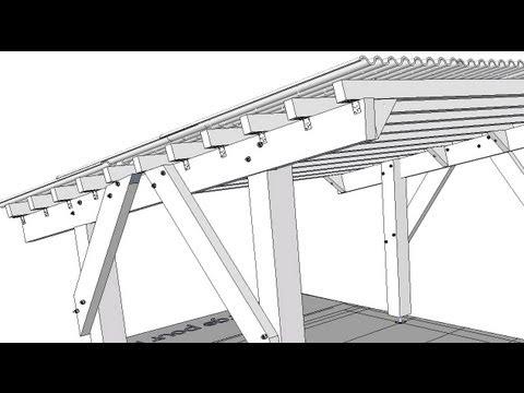 comment construire abri pour voiture la r ponse est sur. Black Bedroom Furniture Sets. Home Design Ideas