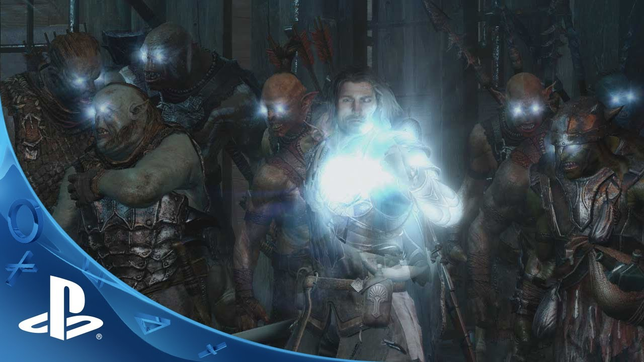 Middle-earth: Shadow of Mordor Trailer Debuted at E3