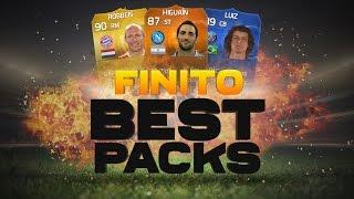  FINITO  BEST PACKS FIFA 14-15