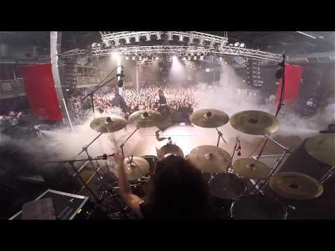 Концерт Kissin' Dynamite в Чернигове - 2