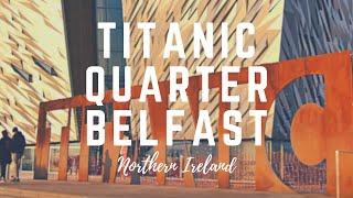 Titanic Quarter Belfast - Harland & Wolff Cranes