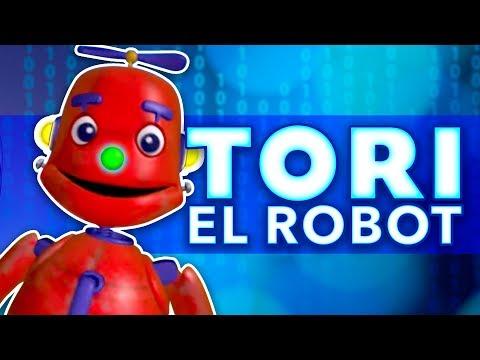 Biper y sus Amigos - Tori El Robot (Música Cristiana Para Niños)