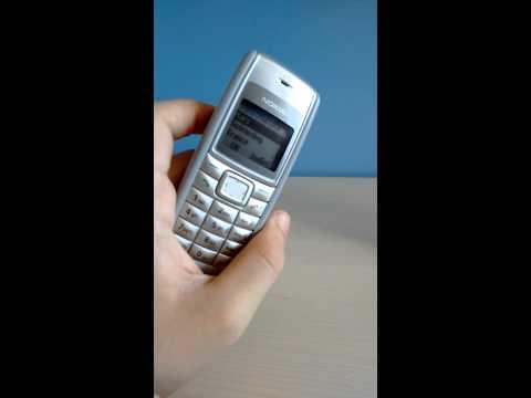Nokia 1110i original ringtones