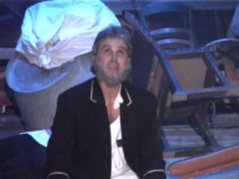 Les misérables  Jean Valjean : Comme un homme