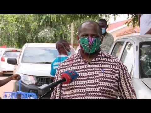Musanvu bakwatiddwa mu Kampala, Dr Rugunda amwewogomye