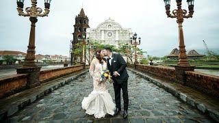 { Randall + Catheryn } A Wedding Film at Las Casas Filipinas de Acuzar | Wedding Cinematography