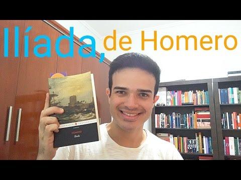 #14-L - Ilíada, de Homero
