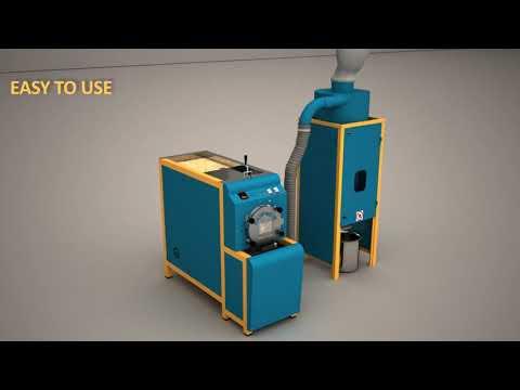 Commercial Atta Chakki Machine 10HP