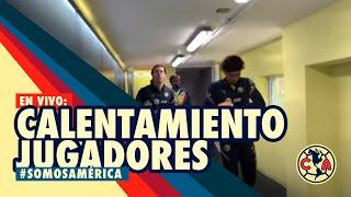 🔴 EN VIVO: Calentamiento Previo Cruz Azul vs América J12 #GUARD1ANES2020