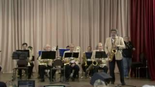 Big band. Simferopol - Симферопольский биг бэнд