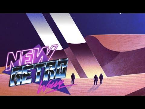 Retro-Future Cyberscape🌛🌚🌜| 1 hour
