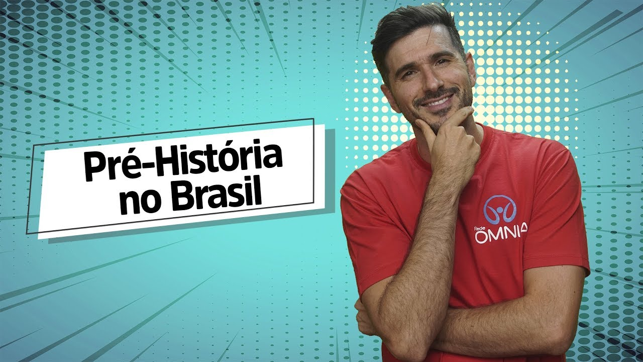 Pré-História no Brasil