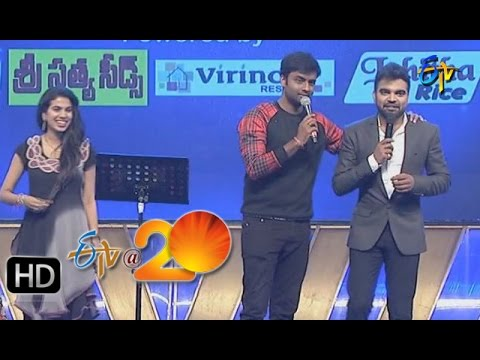 Hemachandra-Performance--Songs-in-Guntur-ETV-20-Celebrations