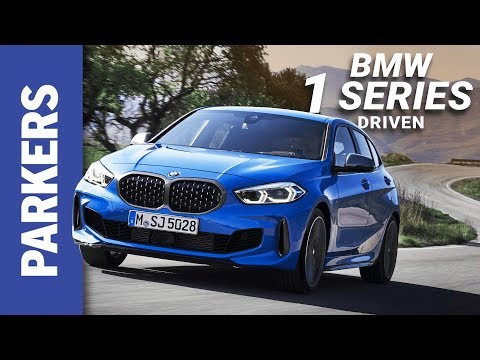 BMW 1-Series Hatchback Review Video