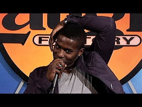 Godfrey   African   Stand-Up Comedy