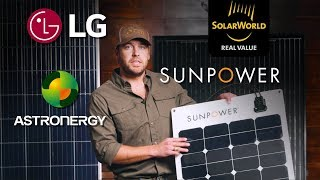 Best Solar Panels for Your Project in 2019 (And Why)