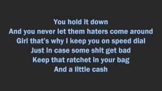 August Alsina - Ghetto (Lyrics)