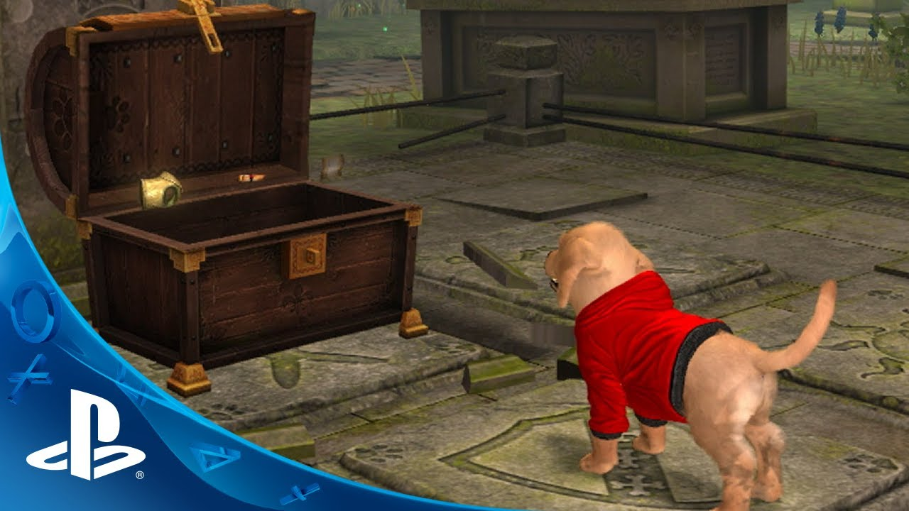PlayStation Vita Pets Out Today