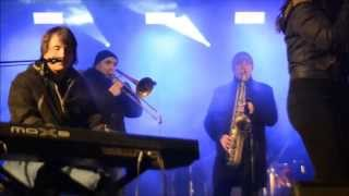 Video Dard - Smoke On The Water (Silvester 2012) cover Deep Purple
