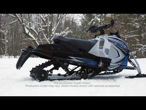 2022 Yamaha SXVenom in Sandpoint, Idaho - Video 1