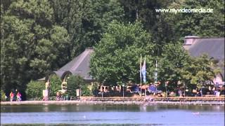 preview picture of video 'Munich, Englischer Garten - Germany HD Travel Channel'