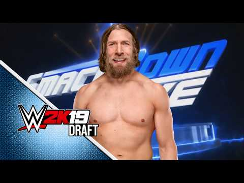 Draft   Raw vs Smackdown vs WCW vs BCW   WWE 2K19 Universe