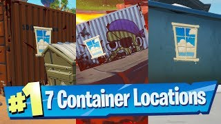 Search Chests inside Containers with Windows - Fortnite (Spray & Pray)