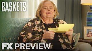 Baskets | Season 3: PSA Letter 3 Preview | FX