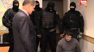 Глава МВД Анатолий Якунин допросил подозреваемых в убийстве водителя на Ленинградском проспекте