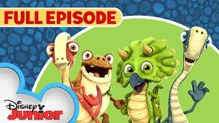 Mazu Takes A Chance 🦖 / The Lost Egg 🥚   Full Episode   Gigantosaurus   Disney Junior