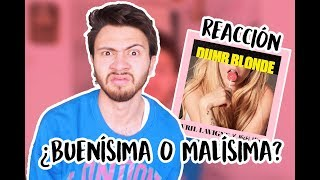 REACCIÓN A DUMB BLONDE - AVRIL LAVIGNE ft. NICKI MINAJ | Niculos M
