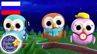 детские песенки | Мудрая старая сова | мультфильмы для детей | Литл Бэйби Бум | детские песни
