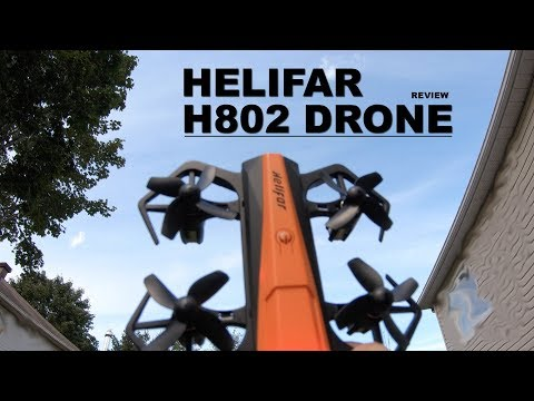 HELIFAR H802 Drone Review – Great Drone, Great Price!
