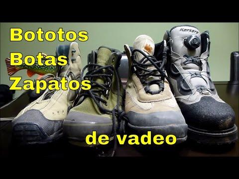 Bototos / botas / zapatos de Vadeo