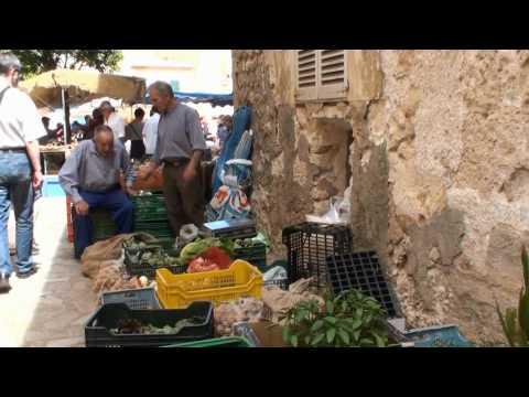 Markt in Sineu - Mallorca HD