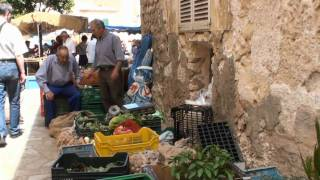 preview picture of video 'Markt in Sineu - Mallorca HD'