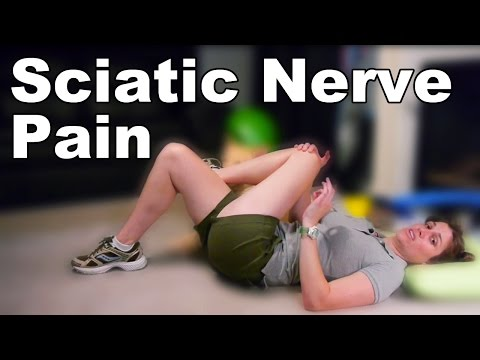 Sciatic Nerve Pain Stretches & Exercises - Ask Doctor Jo