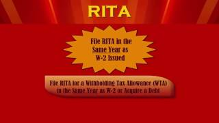 Civilian Relocation Income Tax Allowance (RITA): Part 1-B of 3