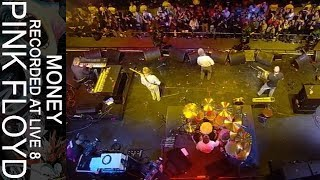 Pink Floyd - Money (Recorded at Live 8)