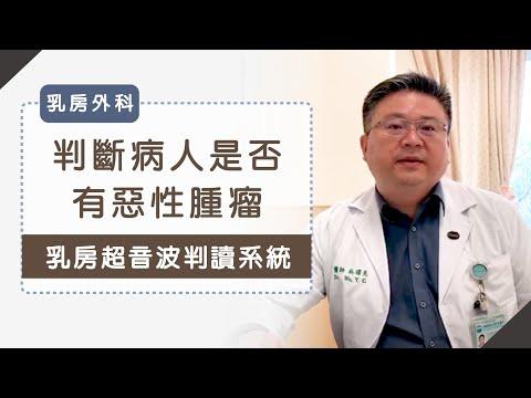 乳房超音波腫瘤AI判讀門診系統演示