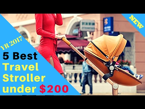 5 Best Travel System Strollers 2017 Under $200