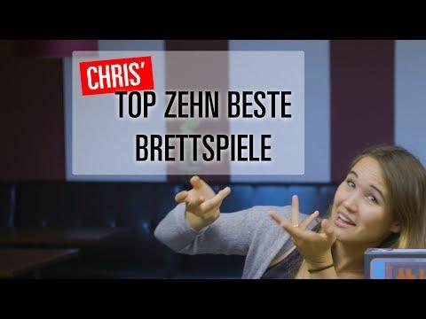 TOP ZEHN BESTE BRETTSPIELE 2017 !!