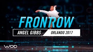 Angel Gibbs | FrontRow | World of Dance Orlando 2017 | #WODFL17