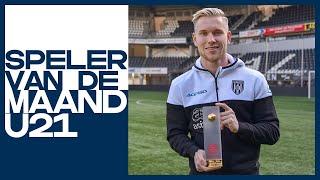 SPELER VAN DE MAAND U21 | Lennart Czyborra