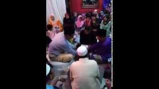 preview picture of video 'Majlis Akad Nikah General Manager Technology Park Malaysia(TPM)'