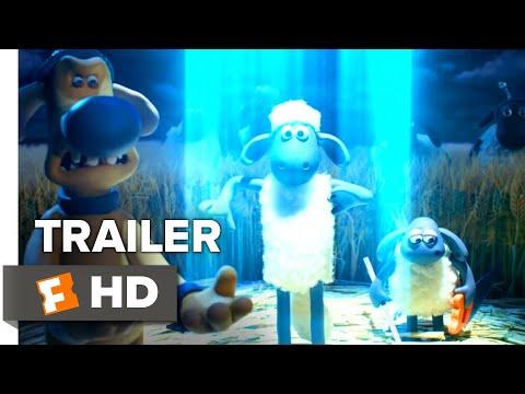 Shaun the Sheep Movie: Farmageddon  International Teaser Trailer #1 (2019)   Movieclips Trailers